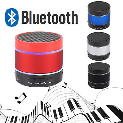Wireless Rechargeable Powerful Portable Bluetooth Loud Stereo Speaker Usb Travel