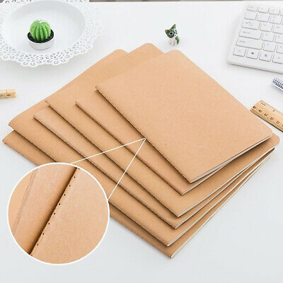 2X A5/A4/B5 Paper Art Artist Sketchbook Sketch Pad Drawing Painting Book 100gsm