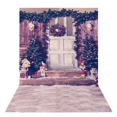 Andoer 1.5 * 2m Photography Background Backdrop Digital Printing Christmas D8P5