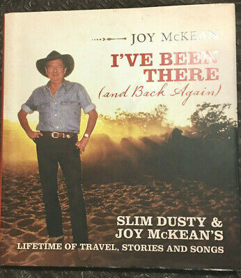 I'VE BEEN THERE (and Back Again) Slim Dusty & Joy McKean. Lifetime of Travel