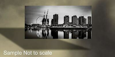 Doklands Melbourne ,PANORAMIC CANVAS,POSTER PRINTS,LAMINATED