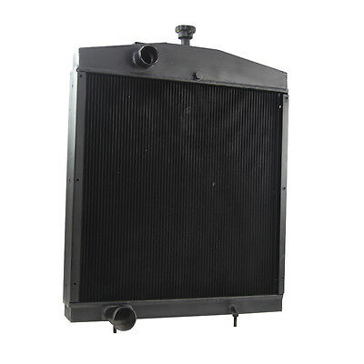 A184365 5Row Alu Tractor Radiator For Case IH 2390 2394 2590 2594 3294 3394 3594