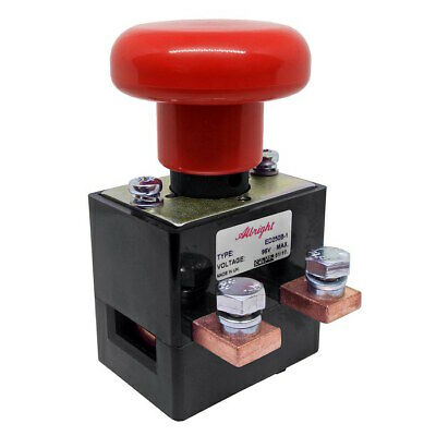 ED250B-1 Albright Heavy Duty Emergency Stop Switch 250A 96V Maximum