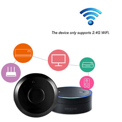 Tuya APP WIFI-IR To Infrared Remote Control app Controller Fr TV Air Conditioner