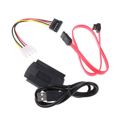1Set IDE/SATA drive to usb adapter converter cable for 2.5 / 3.5 inch hard dri Z