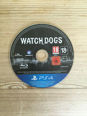 Watch Dogs for PS4 *Disc Only*