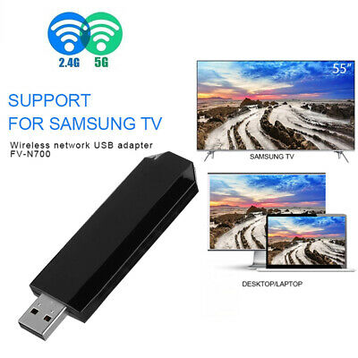 Dual-Band Wireless WiFi Display Adapter TV Dongle For Samsung Smart TV WLAN Card