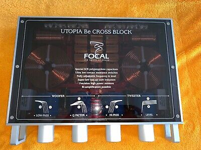 Focal Utopia Cross Block No 6