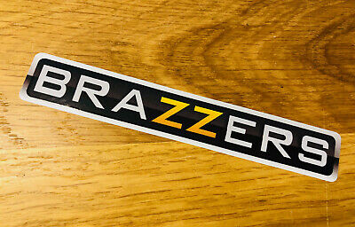 BRAZZERS Aufkleber Sticker Porn Sex Fun Auto Decal Spruch Tuning OEM JDM Mi369