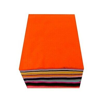 "Soft Felt 9""x12"" Mega-pack-assorted 100/pkg"