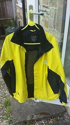 Altura Attack 180 Waterproof Cycling 2-Layer Thermosuede Shell Jacket RRP £89.99
