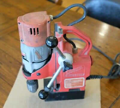 Milwaukee 4270-20 Magnetic Base Drill - Used