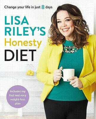 Lisa Riley's Honesty Diet book (eB00K) Change Your Life in just 8 Days