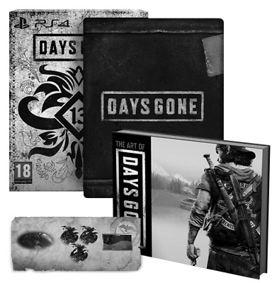 Days Gone Special Edition    PS4  PLAYSTATION 4   ita  promo