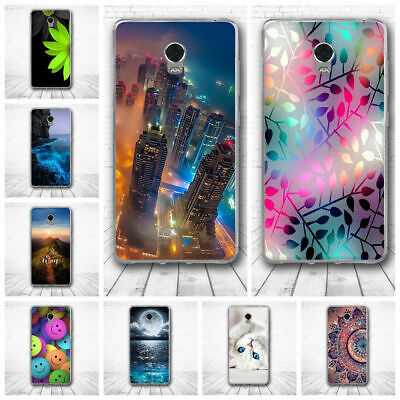 For Lenovo Vibe P1 P 1 5.5'' Case Soft Silicone TPU Back Cover Luxury 3D Cute