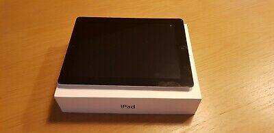 Apple iPad 4th Gen. 64GB, Wi-Fi, 9.7in - Black. Immaculate condition