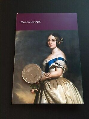 QUEEN VICTORIA 2019 Brilliant Uncirculated £5 Five Pound Coin. MINT. SEALED.
