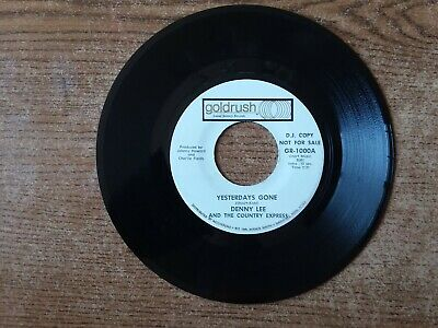 Promo 1970S Very Good Denny Lee It's So Nice To Be With You Gr 1000 45