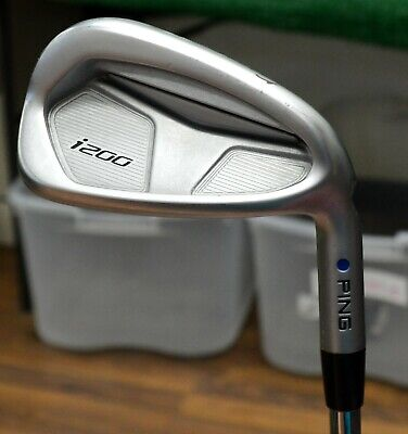 Ping i200 Blue Dot RH 8 Iron Regular Flex Steel (F065)