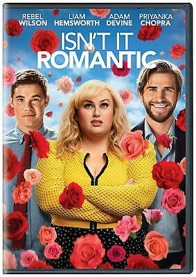 Isn't It Romantic (DVD, 2019) DISC ONLY; NO CASE, ART WORK OR DIG. COPY - ATTN.!