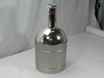 HHSS Martin Spherical Dewar Vacuum Flask Excellent Liquid Nitrogen Pope
