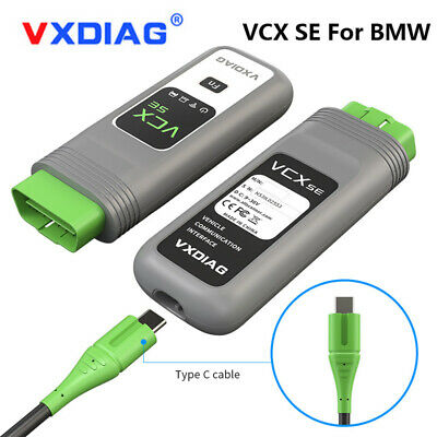 VXDIAG VCX SE For BMW Auto ECU Programme Diagnostic Scanner Tool Engineers Model