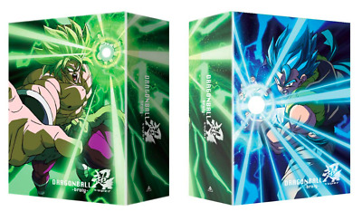 NEW Dragon Ball Super Broly  Amazon.co.jp Limited +Acrylic Photo Frame Blu-ray