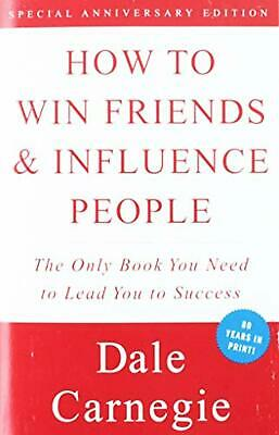 How To Win Friends & Influence People, Libro de Papel