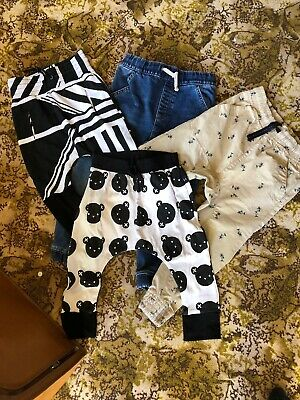 Hux Baby & Chi Khi Pants Size 4  Pumpkin Patch Cotton On  Bundle