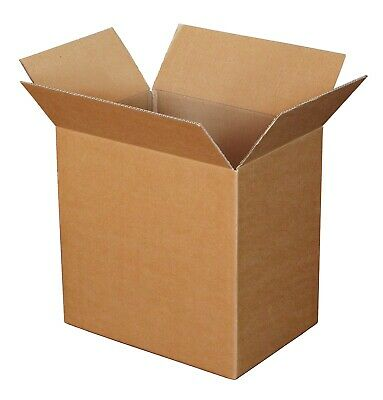 12x9x12 inch Single Wall Mailing Postal Packing Cardboard Boxes Multi QTY's
