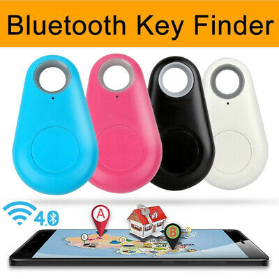Wireless Bluetooth Smart Tag GPS Tracker Anti-Lost Alarm Key Finder Pet Locator