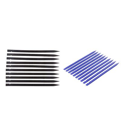 40X Universal Stick Spudger Opening Pry Bar Tool for Phone Blue+Black
