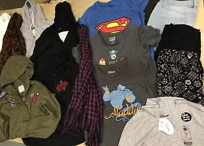 Bulk Lot Bundle Ladies Size 18 XL Clothes  Disney Hoodies Lyla Moda Jeggings