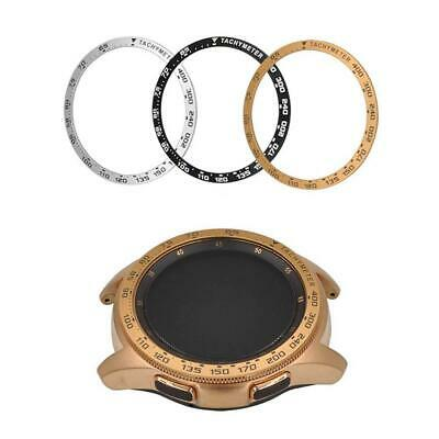 42/46mm Bezel Ring Case Adhesive Cover Anti Scratch Protection to Samsung Galaxy