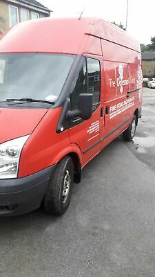 2012 ford transit trend mwb high roof