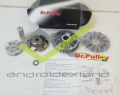 Honda Cn250 Dr.pulley Cvt Variator Kit (Gift; Hexagonal Rollers + Slid.pieces)