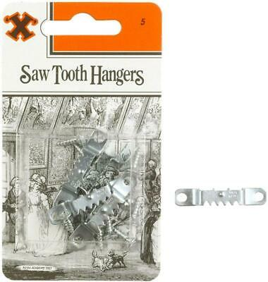 Saw Tooth Hangers, 5 Pack - X 12868