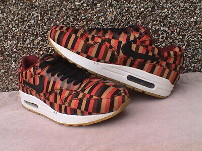 brand new 79389 8f75e Nike Air Max 1 Roundel 150th Anniversary London Underground Trainers Mens  Size 8