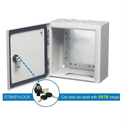 Europa Components STBKEYLOCK Key Lock For STB Enclosures