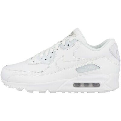 AIR white NIKE 302519 Sneaker 90 Schuhe 113 MAX Leather TK1c3lJF
