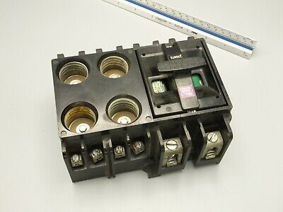 Square D FSP Fuse Box Interior, Compete Assembly