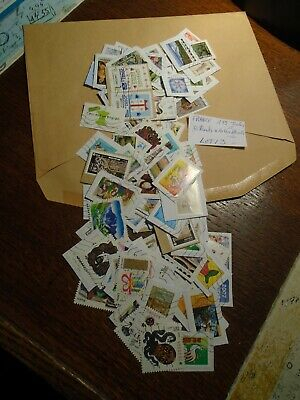 LOT DE 115 Timbres FRANCE ++ Récents ++ Autoadhesifs ++Tous DIFFERENTS(4 photos)