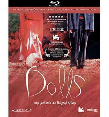 Dolls (Ed. remasterizada) [Blu-ray]