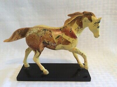 1st Edition! Trail of Painted Ponies RUNNING WITH THE ANCESTORS FIGURINE NIB