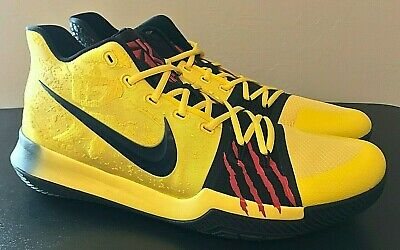 timeless design 5ec56 15fab NIKE KYRIE 3 mamba mentality bruce lee - $207.50 | PicClick