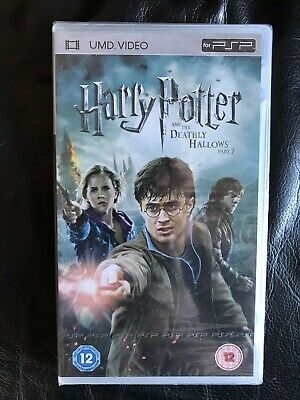 Harry Potter and the Deathly Hallows Part 2 Sony PSP UMD Video NEW & SEALED