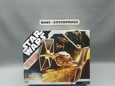 STAR WARS 30TH TIE FIGHTER EJECTING WING PANELS    ship-3