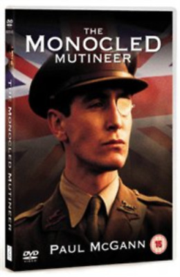 Paul McGann, Cherie Lunghi-Monocled Mutineer (UK IMPORT) DVD [REGION 2] NEW