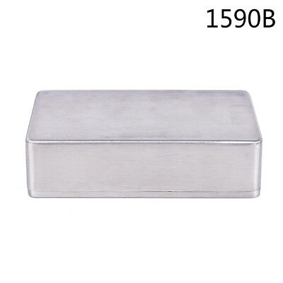 f85e02cf51 1590B Effects Pedal Aluminum Stomp Box Enclosure for Musical Instrument  Cases~SG