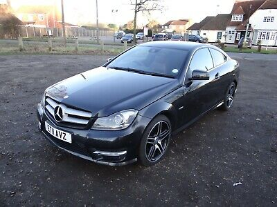 mercedes c250 CDI BlueEFFICIENCY AMG sport 2dr
